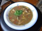 Crockpot Chicken TortillaSoup