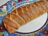 Braided Lemon Bread