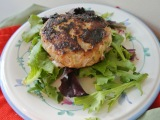 Gorgonzola Turkey Burgers