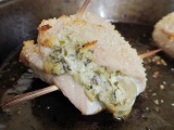 Spinach & Artichoke Stuffed Chicken Breast