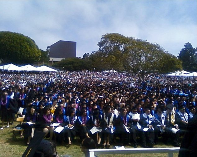 graduationview